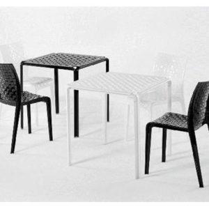 Kartell Ami Ami set van tafel en stoelen