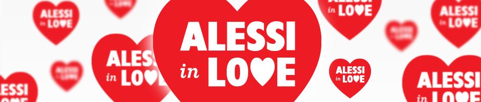 Verras je geliefde met een Alessi geschenk