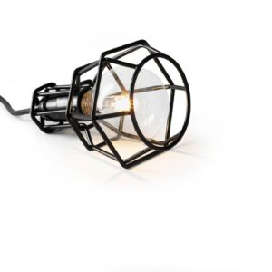 Design House Stockholm Zwarte Worklamp