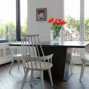 Kartell Comback Chair - Windsor stoel