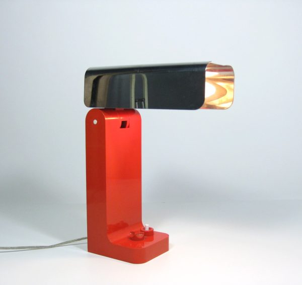 Vademecum lamp design Joe Colombo